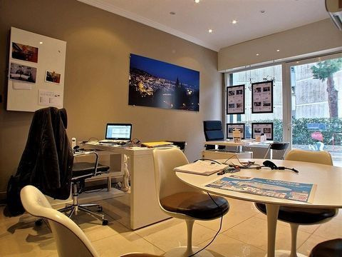Commercial real estate listings Cannes. Offices and businesses for ...