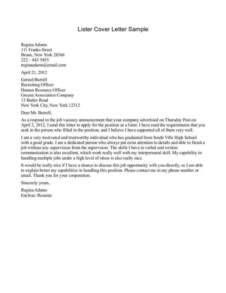 Architecture Cover Letter [Template.billybullock.us ]