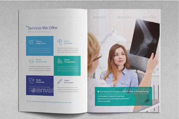 21+ Medical Brochure Designs, PSD Download | Design Trends ...