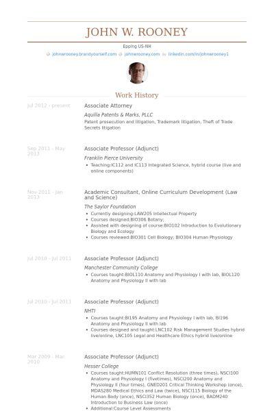 28+ [ Curriculum Vitae Attorney ] | New Attorney Resume Sample ...
