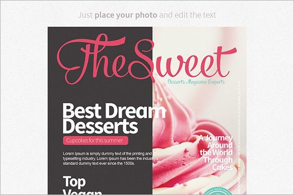 21+ Magazine Cover Templates - Free Sample, Example Format ...
