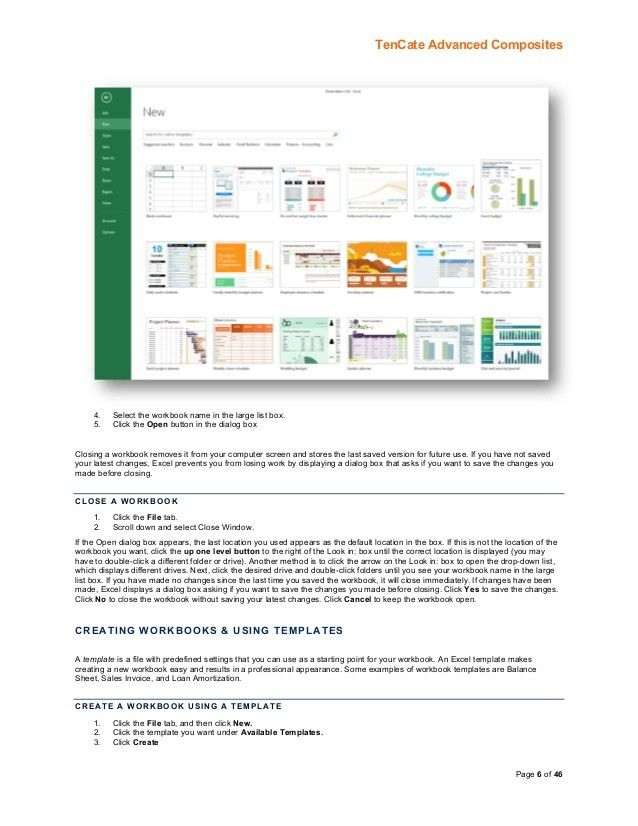 Training Workbook Template - Contegri.com