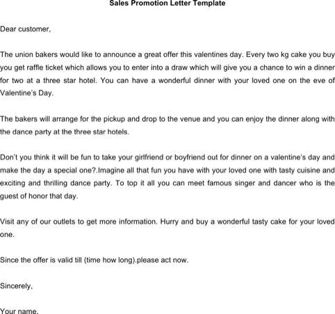 promotion letters markushenritk. promotion letter sample format ...
