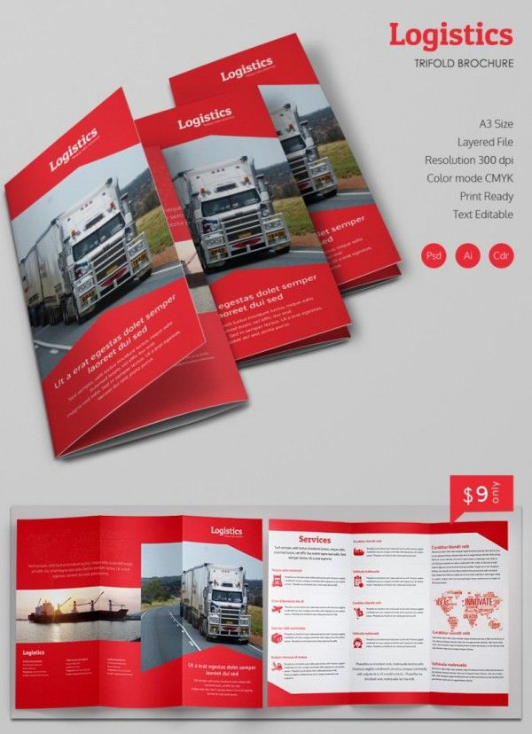 30+ PSD Company Brochure Templates & Designs   Free & Premium ...