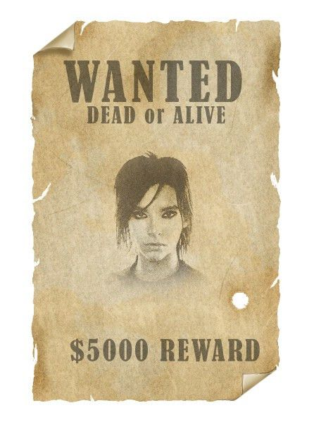 Old Fashioned wanted poster | I made the paper, all textures… | Flickr