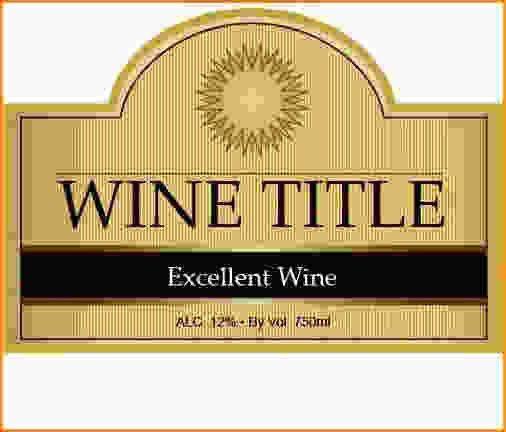 Free Wine Label Template.Solar Fire Wine Bottle.jpg - Loan ...