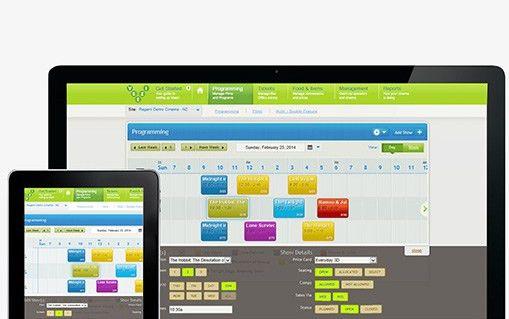 Cinema ticketing software Veezi by Vista