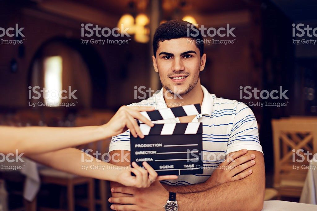 Professional Actor Ready For A Shoot stock photo 543340914 | iStock