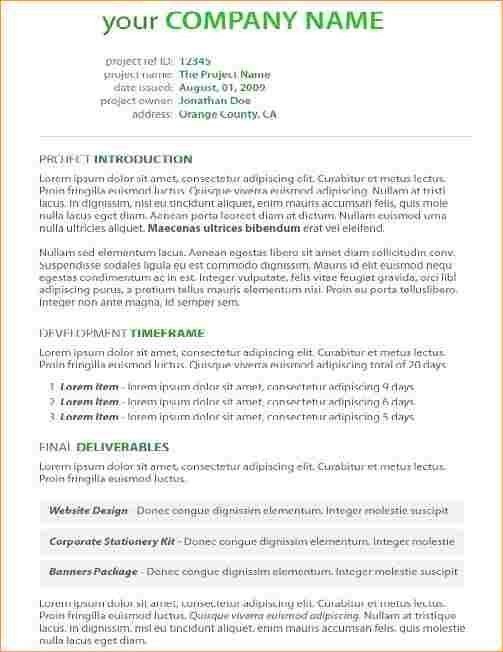 Project Proposal Template. Project Proposal Templates Pmas Arid ...