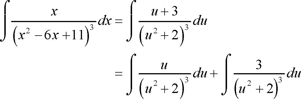 Calculus II - Integrals Involving Quadratics