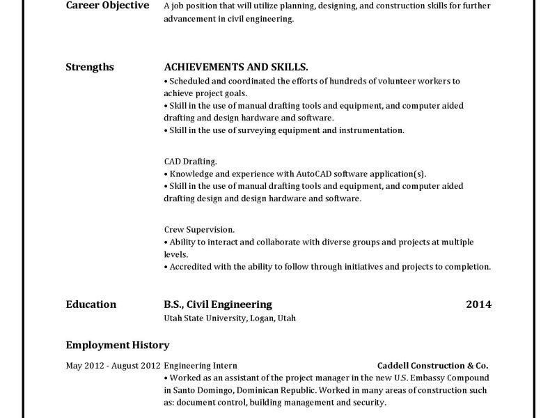 perfect resume heres what the perfect resume looks like glassdoor