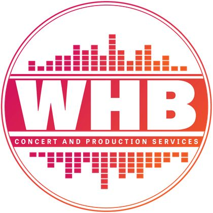 Sound & stage lighting NH, CT, MA | WHB Concert & Production Services