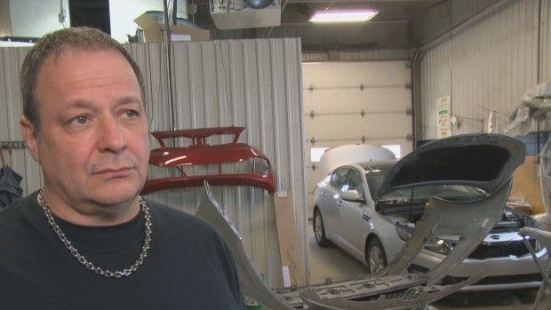 Gatineau body shop manager fights back against high towing fees ...
