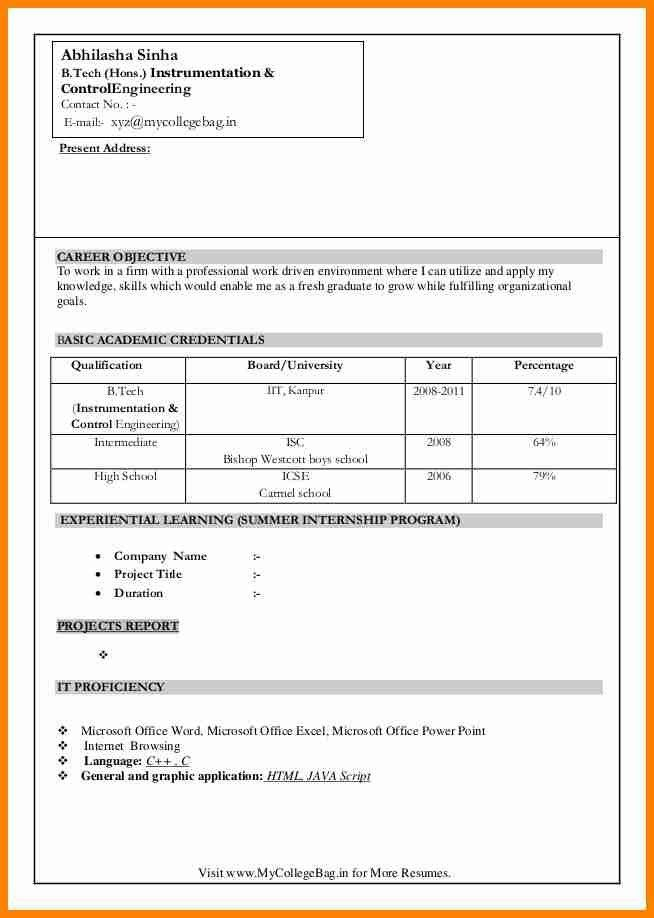 4+ cv format download in ms word - mail clerked