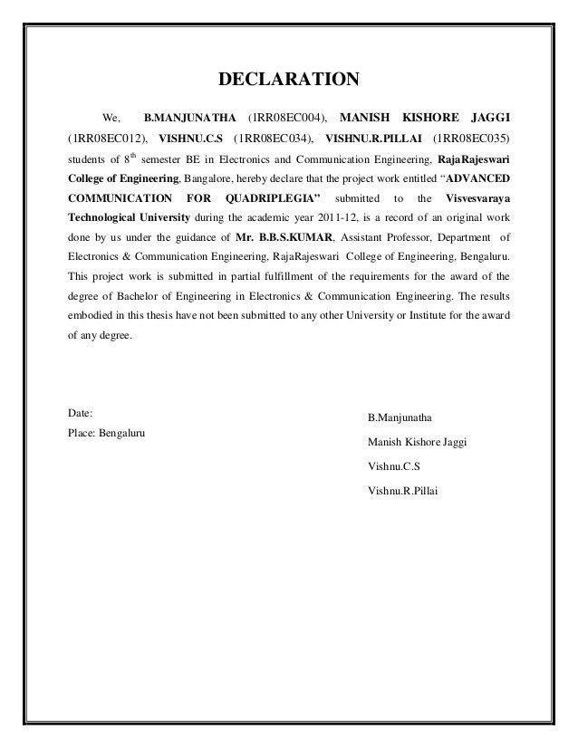 Affidavit Letter Format   Create professional resumes online for ...