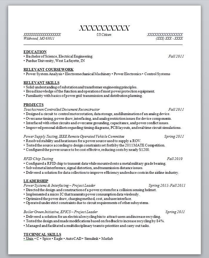 Resume Format Without Experience What To Put On Resume If No ...