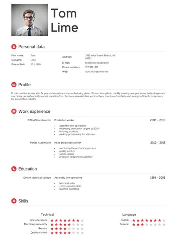 how to make resume online 10 online tools to create impressive