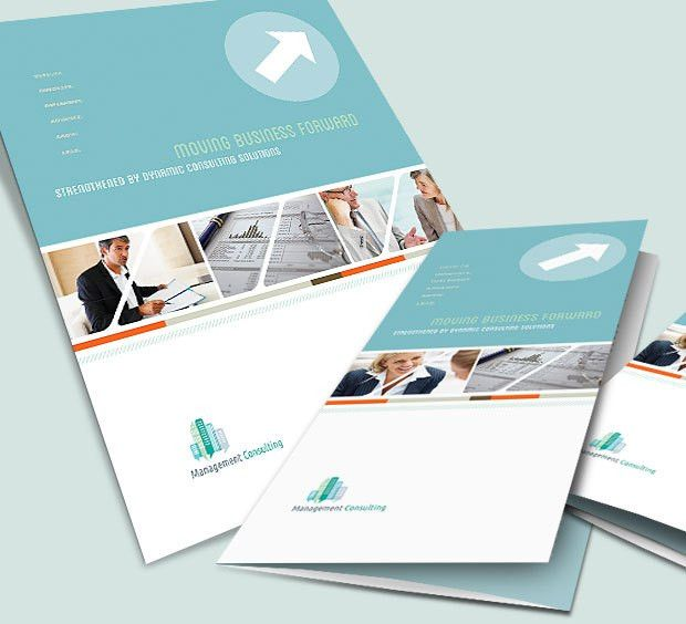 20 Print Brochure Templates & Design Ideas for Marketing Your ...
