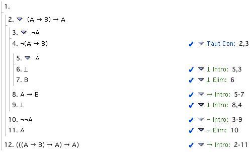 logic - Natural Deduction Tautology - Mathematics Stack Exchange