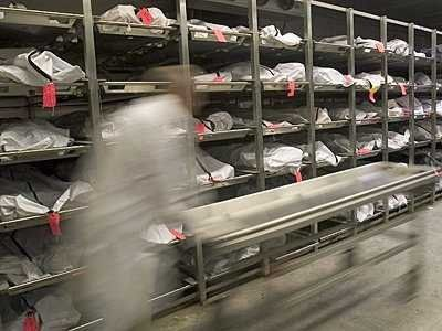 A Mortician Reveals What It's Like To Work At The Morgue ...