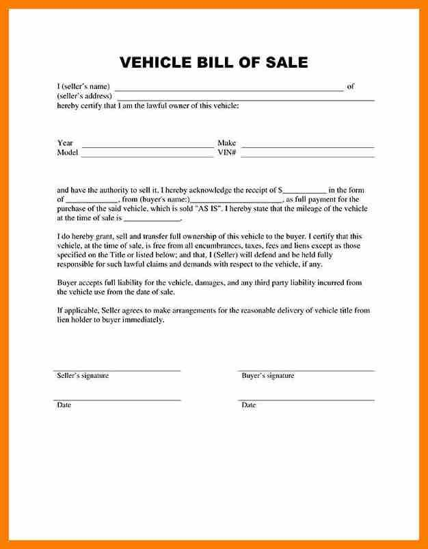 11+ vehicle sale letter sample | hostess resume