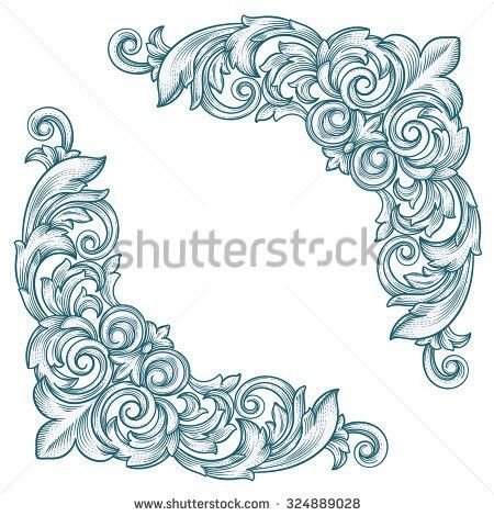 Corner Design Stock Images, Royalty-Free Images & Vectors ...