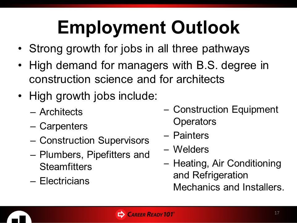 CREATING YOUR CAREER GOALS The 16 Career Clusters - Part 1 - ppt ...