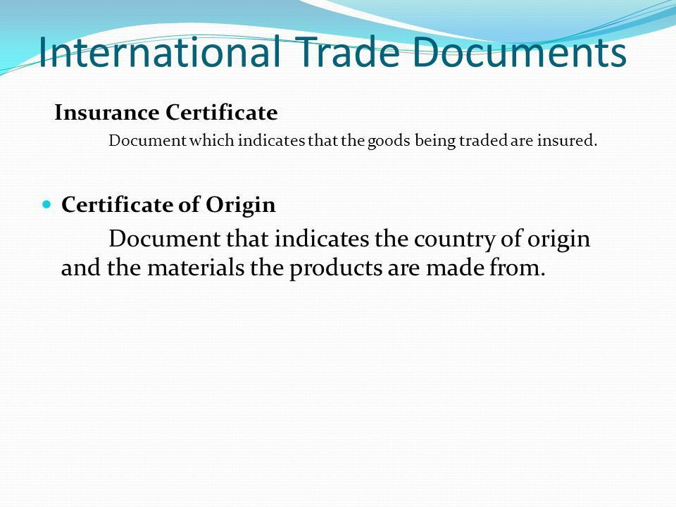 BUSINESS DOCUMENTS OBJECTIVES What is a business document - ppt ...