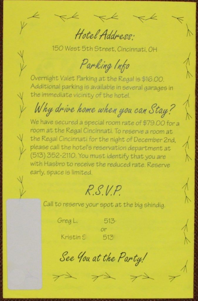 Brave Farewell Party Invitation Email Indicates Inspiration ...