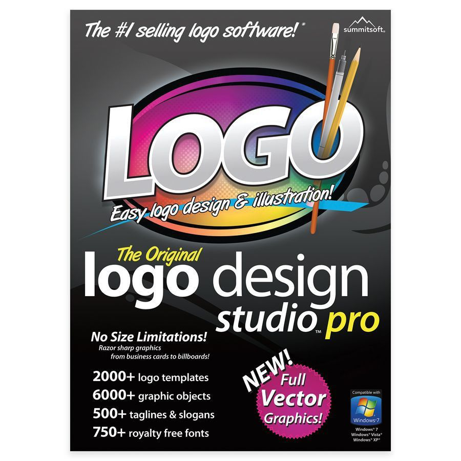 Logo Design Studio Pro Traditional Disc by Office Depot & OfficeMax