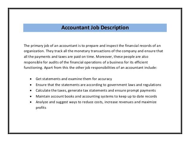 Payroll Accountant Sample Resume Example Payroll Accountant Resume