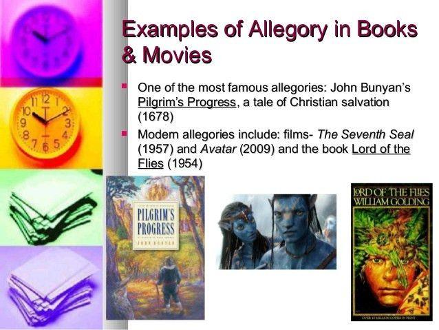 Allegory & utopia