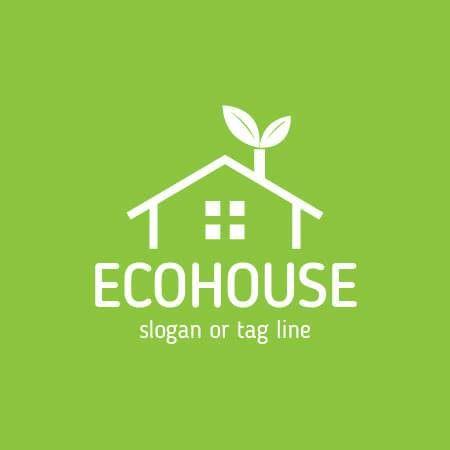 Buy Natural Eco Green Logo Template Design Vector