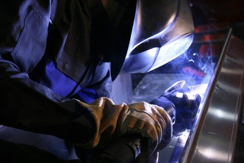 Pulsed MIG Welding Increases Productivity, Reduces Distortion and ...