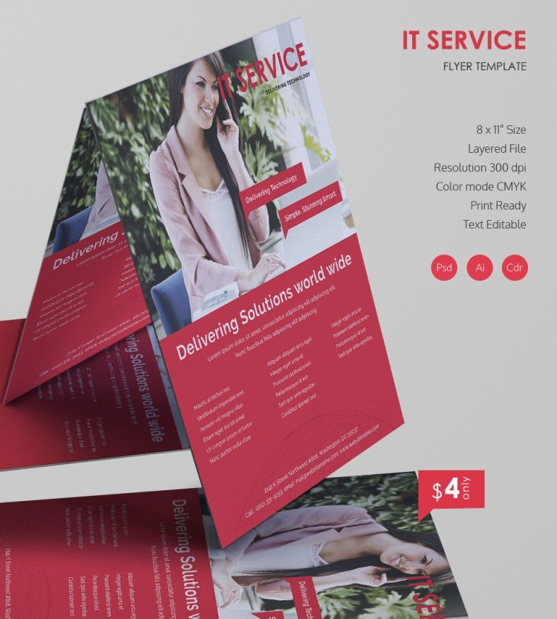 135+ PSD Flyer Templates – Free PSD, EPS, AI, InDesign Format ...