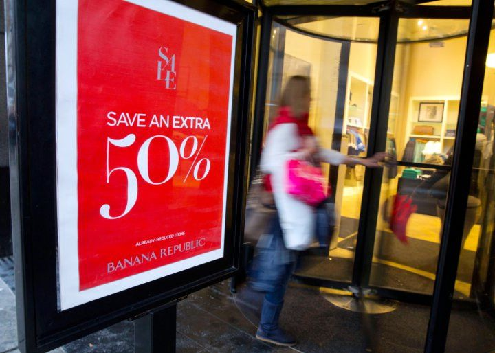 Labor Day Sales: Early Deals from Gap, Banana Republic ...
