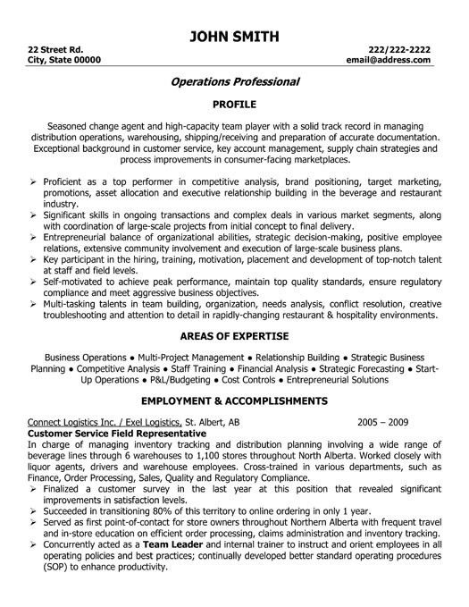 Chronological Resume Example Medical Pharma Sales Pertaining To ...