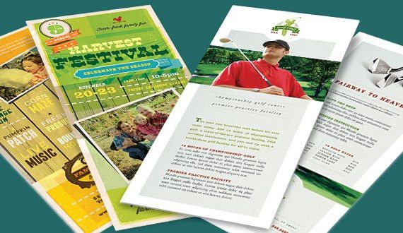 4 x 9 Rack Cards, Brochures, Flyers | StockLayouts Blog