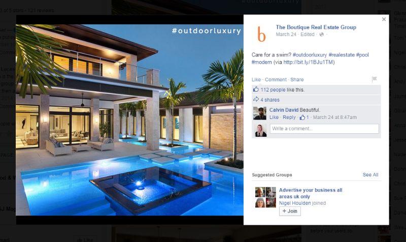 How to Advertise Property on Facebook | Sophie Elliott | Pulse ...