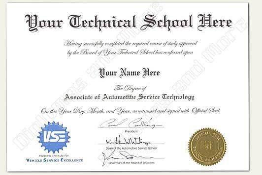 Order Fake Welding Certificate Online - Diplomas and More