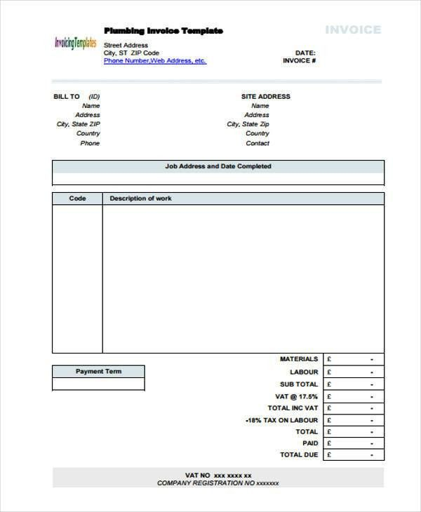 9+ Contractor Receipt Template - Free Sample, Example, Format Download
