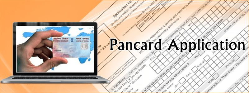 PAN Card Application - 49A | Apply PAN Online, Documents required PAN