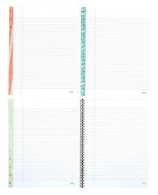 """Staples® Arc System College Ruled Reinforced Refill Paper 11"""" x 8 ..."""