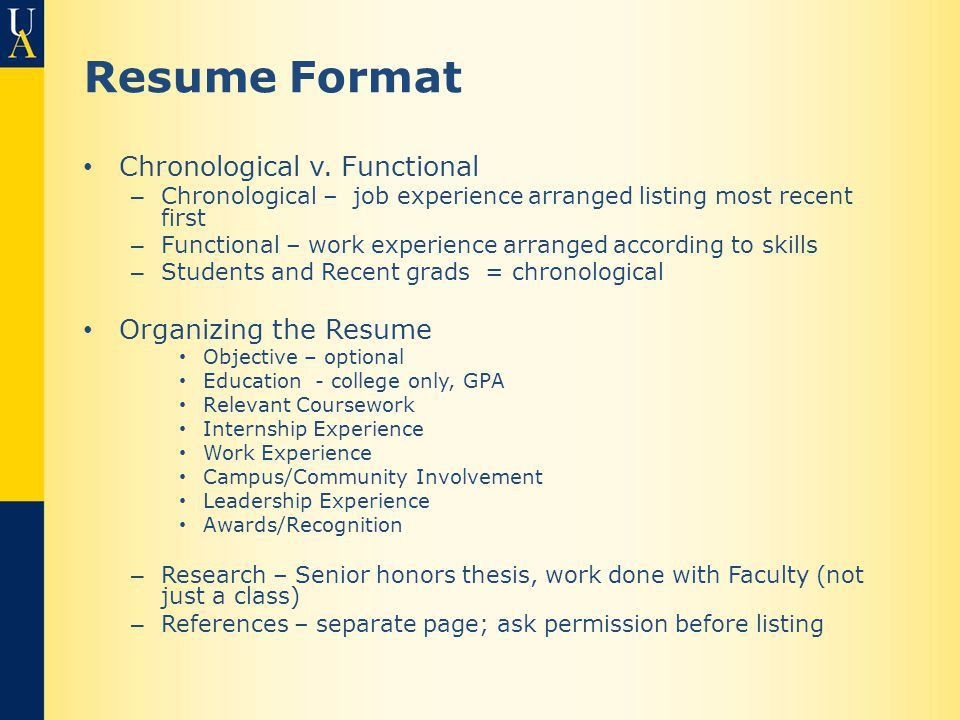 Resumes, Cover Letters and Job Searching - ppt download