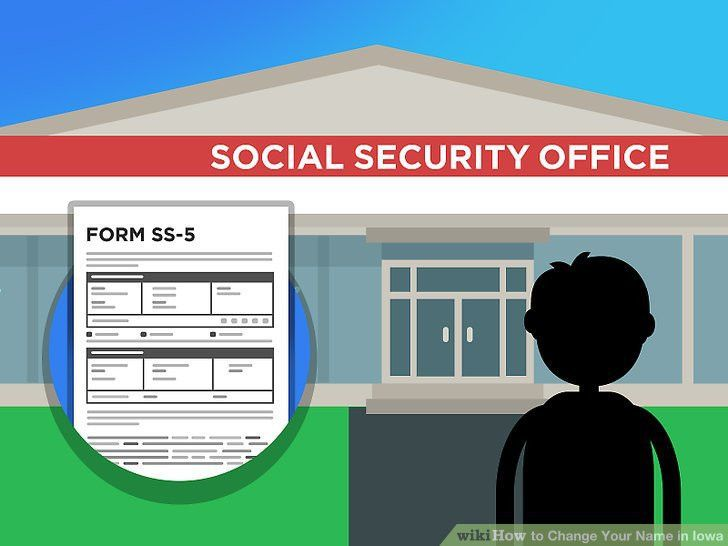 Social Security Name Change Form. Social-Security-Number-Change-Of ...