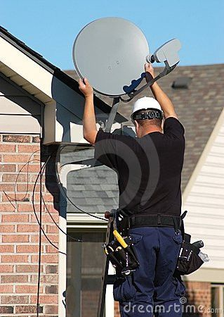 satellite technicians install and repair satellite systems. my ...