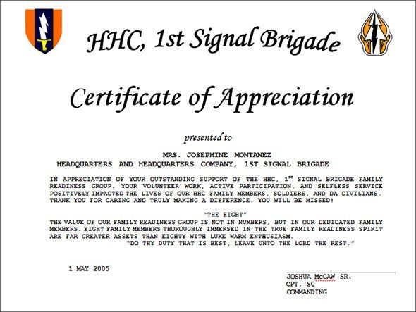 Certificate of Appreciation Template - 13+ Download in Word, PDF