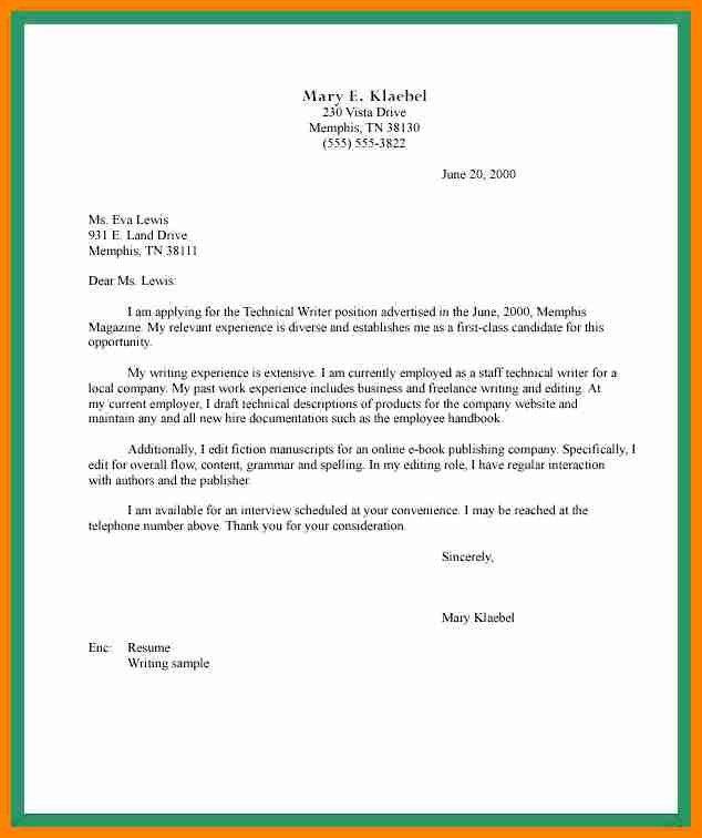 8+ sales letter sample full block style | buyer resume