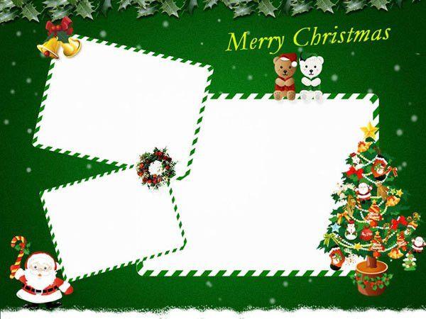 Christmas Card Template | tristarhomecareinc