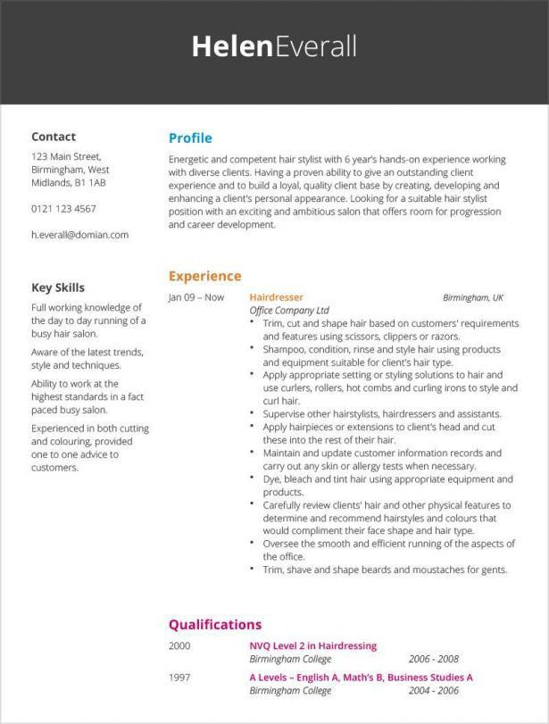 Uncategorized : Free Online Professional Resume Builder Uncategorizeds